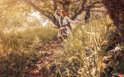 Iris Scholte by Ian Tessler